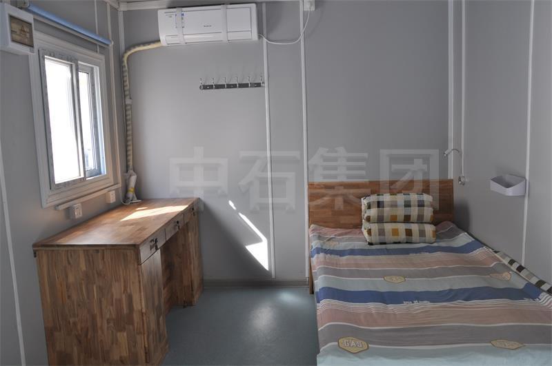 中锐野营房